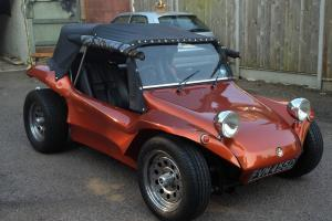 Volkswagen VW beach buggy 1966