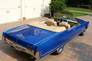 1970 Olds 98 Convertible Resto Mod