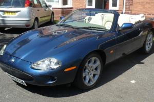 Jaguar XK8 Convertible.....Only 66K.....FJSSH.....Absolutely Stunning  Photo