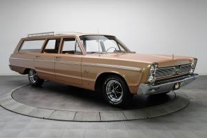 1966 Plymouth Fury 2 Station wagon 318 poly wide block auto trans
