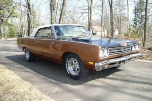 1969 Plymouth Road Runner Convertible - No Reserve