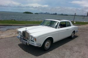 ROOLS ROYCE CORNICHE COUPE 1967 Photo