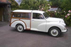 Morris Traveller 1967 used daily good general condition