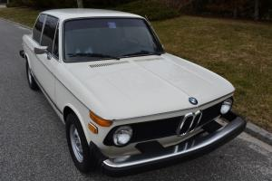 1976 BMW 2002 in very good condition.