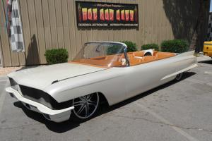 1962 Cadillac Limo Convertible SEMA Custom Showcar - Bagged, Sounds, Bar - Wow!