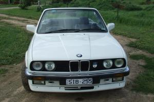 1988 BMW 325i Convertible TOP Condition