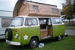 VW T2 Viking Campervan 1976