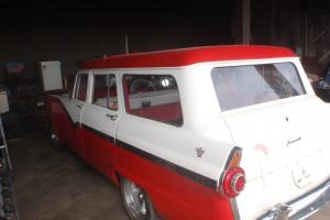 Ford Customline Station Wagon