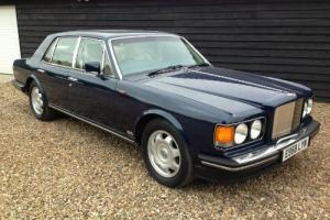 1988 Bentley Turbo classic car