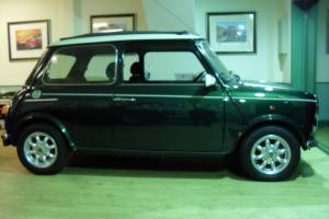 2001 ROVER MINI COOPER, 172 MILES ONLY