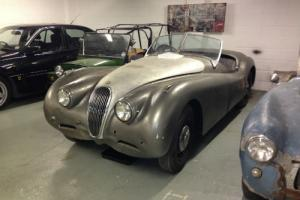 1951 Jaguar XK Sports/Convertible 3400cc Petrol  Photo