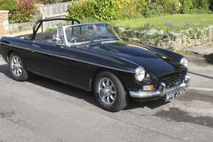 MGB Costello V8 Roadster