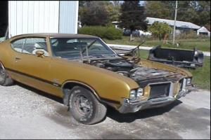 1972 oldsmobile 442 W30 Cutlass ORIGINAL OWNER video on youtube ( my 1972 olds)