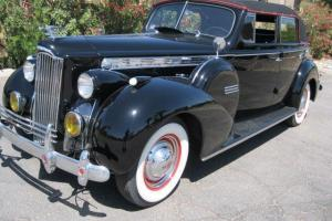 1940 Packard 120 Convertible Sedan vintage classic EXCELLENT FIT AND FINISH