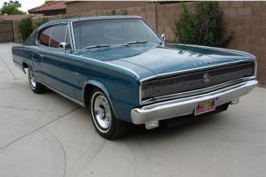 1966 Dodge Charger Six Pack Engine Balanced and Blueprinted
