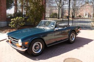 1973 Triumph TR6 - OVERDRIVE Photo