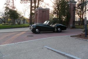 1957 TR3 Smallmouth--400 miles on a body off restoration. OVERDRIVE! Photo