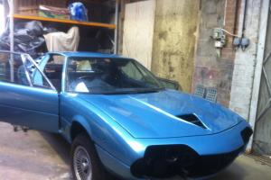 Alfa Romeo Montreal RHD 33 k miles 1owner one of 108