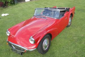 Daimler Dart SP250  Photo
