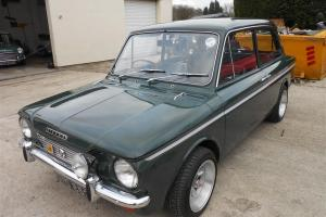 1965 Singer Chamois mk1 (hillman imp) low mileage, excellent original condition