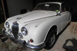 Jaguar MK2 3 8 Auto  Photo