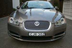 2009 Jaguar XF SV8 4 2LTR Supercharged V8 Immaculate Full History MARCH2014REGO