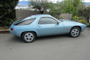 Porsche 928 1979 2D Coupe 3 SP Automatic 4 5LTR V8 Engine