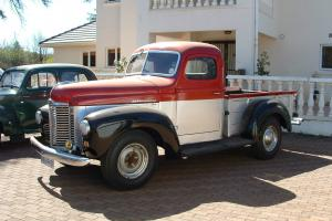 KB1 INTENATIONAL TRUCK 1947