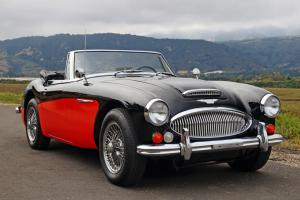 1967 Austin Healey 3000 Mark III BJ8: Gorgeous, Solid and Strong Running Example Photo