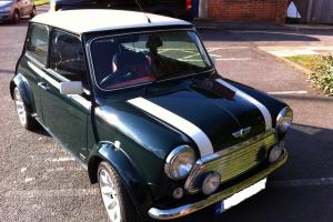 Rover Mini Cooper 40th Limited Edition - only 31,000 miles