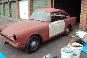 Sunbeam Alpine Harrington Project Rare