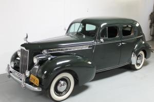 1940 Packard 120 Club Sedan