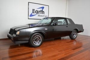1987 BUICK GRAND NATIONAL, ORIGINAL CAR, NO MODS, 30K ORIG MILES