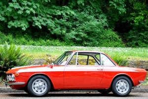 1969 Lancia Fulvia Sport 1.3S - Fresh Ground Up Restoration