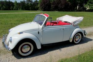 CLASSIC BEETLE WITH A GREAT LOOK! DAILY DRIVER! Watch Video