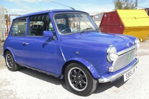 1999 RARE CLASSIC ROVER MINI PAUL SMITH WITH LOW MILEAGE