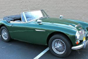 1966 AUSTIN HEALEY 3000 MARKlll PHASEll BJ8
