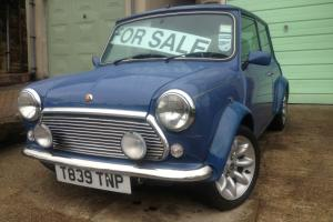 Mini Cooper 40 LE In Island Blue Only 24k Must Go  Photo