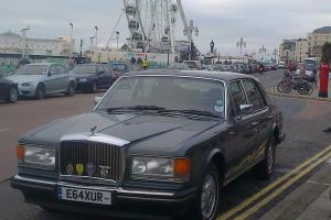 BENTLEY MULSANNE 1987 Collectors Car , Only 39,000 Miles One of 482 made