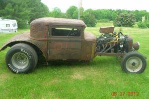 1931 Essex 3WCPE Ratrod