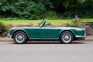 1967 Triumph TR4A - Restored to a High Level