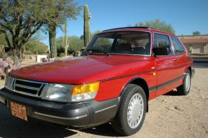 1987 Saab 900 S 38K mile ARIZONA Car