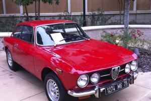 Alfa Romeo GTV1750   Only two Owners From New!