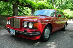1989 Bentley Turbo R Photo