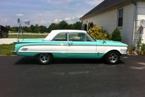 1963 Mercury Comet S22 V8 260 One of the best for sale ONE OF 6,303 MADE!!!