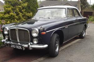 Rover P5b Saloon  Photo