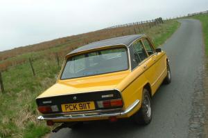 1979 TRIUMPH DOLOMITE SPRINT YELLOW