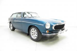 Sleek and Stylish Volvo 1800ES Sporting Estate in a Beautiful Restored Condition