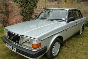 Volvo 240 GL 1991 One Owner 52,000 Miles