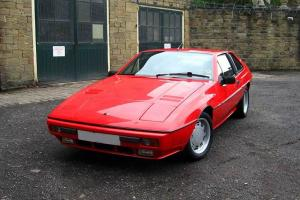 Lotus Excel-Calypso Red-Half Leather- Ready to go